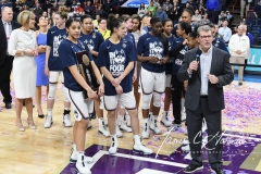 NCAA Women's Basketball Regional Finals - #1 UConn 94 vs. #2 South Carolina 65 (151)