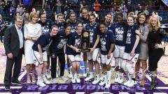 NCAA Women's Basketball Regional Finals - #1 UConn 94 vs. #2 South Carolina 65 (152)