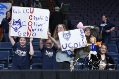 NCAA Women's Basketball Regional Finals - #1 UConn 94 vs. #2 South Carolina 65 (160)