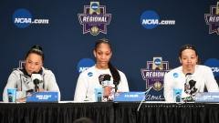 NCAA Women's Basketball Regional Finals - #1 UConn 94 vs. #2 South Carolina 65 (161)