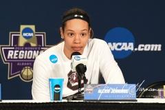 NCAA Women's Basketball Regional Finals - #1 UConn 94 vs. #2 South Carolina 65 (162)