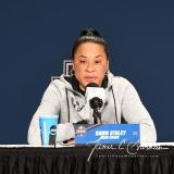 NCAA Women's Basketball Regional Finals - #1 UConn 94 vs. #2 South Carolina 65 (163)