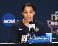 NCAA Women's Basketball Regional Finals - #1 UConn 94 vs. #2 South Carolina 65 (164)