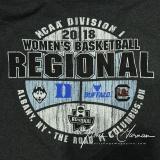 NCAA Women's Basketball Regional Finals - #1 UConn 94 vs. #2 South Carolina 65 (2)