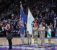NCAA Women's Basketball Regional Finals - #1 UConn 94 vs. #2 South Carolina 65 (22)