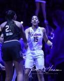 NCAA Women's Basketball Regional Finals - #1 UConn 94 vs. #2 South Carolina 65 (23)