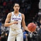 NCAA Women's Basketball Regional Finals - #1 UConn 94 vs. #2 South Carolina 65 (26)