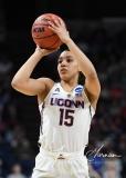 NCAA Women's Basketball Regional Finals - #1 UConn 94 vs. #2 South Carolina 65 (29)