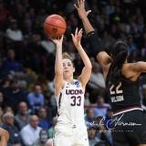 NCAA Women's Basketball Regional Finals - #1 UConn 94 vs. #2 South Carolina 65 (30)