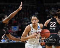 NCAA Women's Basketball Regional Finals - #1 UConn 94 vs. #2 South Carolina 65 (31)