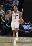 NCAA Women's Basketball Regional Finals - #1 UConn 94 vs. #2 South Carolina 65 (33)