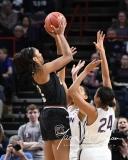 NCAA Women's Basketball Regional Finals - #1 UConn 94 vs. #2 South Carolina 65 (36)
