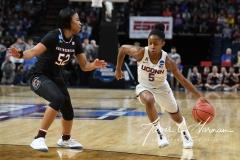 NCAA Women's Basketball Regional Finals - #1 UConn 94 vs. #2 South Carolina 65 (38)