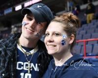 NCAA Women's Basketball Regional Finals - #1 UConn 94 vs. #2 South Carolina 65 (4)