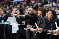 NCAA Women's Basketball Regional Finals - #1 UConn 94 vs. #2 South Carolina 65 (47)