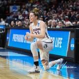 NCAA Women's Basketball Regional Finals - #1 UConn 94 vs. #2 South Carolina 65 (48)