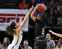 NCAA Women's Basketball Regional Finals - #1 UConn 94 vs. #2 South Carolina 65 (51)