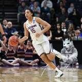 NCAA Women's Basketball Regional Finals - #1 UConn 94 vs. #2 South Carolina 65 (52)