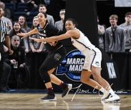 NCAA Women's Basketball Regional Finals - #1 UConn 94 vs. #2 South Carolina 65 (53)