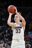 NCAA Women's Basketball Regional Finals - #1 UConn 94 vs. #2 South Carolina 65 (54)