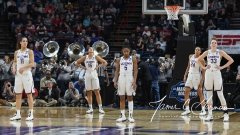 NCAA Women's Basketball Regional Finals - #1 UConn 94 vs. #2 South Carolina 65 (60)