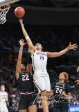 NCAA Women's Basketball Regional Finals - #1 UConn 94 vs. #2 South Carolina 65 (67)