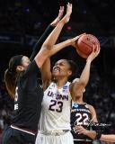 NCAA Women's Basketball Regional Finals - #1 UConn 94 vs. #2 South Carolina 65 (75)
