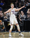 NCAA Women's Basketball Regional Finals - #1 UConn 94 vs. #2 South Carolina 65 (77)