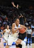 NCAA Women's Basketball Regional Finals - #1 UConn 94 vs. #2 South Carolina 65 (78)