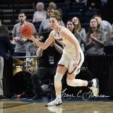 NCAA Women's Basketball Regional Finals - #1 UConn 94 vs. #2 South Carolina 65 (82)