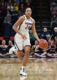 NCAA Women's Basketball Regional Finals - #1 UConn 94 vs. #2 South Carolina 65 (83)