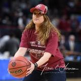 NCAA Women's Basketball Regional Finals - #1 UConn 94 vs. #2 South Carolina 65 (87)