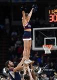 NCAA Women's Basketball Regional Finals - #1 UConn 94 vs. #2 South Carolina 65 (88)