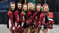 NCAA Women's Basketball Regional Finals - #1 UConn 94 vs. #2 South Carolina 65 (9)