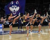 NCAA Women's Basketball Regional Finals - #1 UConn 94 vs. #2 South Carolina 65 (90)