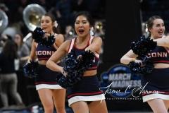 NCAA Women's Basketball Regional Finals - #1 UConn 94 vs. #2 South Carolina 65 (91)