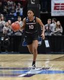 NCAA Women's Basketball Regional Finals - #1 UConn 94 vs. #2 South Carolina 65 (97)
