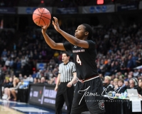 NCAA Women's Basketball Regional Finals - #1 UConn 94 vs. #2 South Carolina 65 (98)
