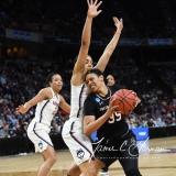 NCAA Women's Basketball Regional Finals - #1 UConn 94 vs. #2 South Carolina 65 (99)