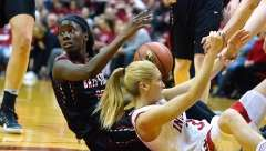 NCAA Women's Basketball: WNIT First Round: Indiana 71 vs Ball State 58, Simon Skjodt Assembly Hall, Bloomington, Indiana, March 16, 2017