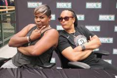 GALLERY: WNBA: ALL-STAR GAME - WNBA HER TIME TO PLAY & SWOOPES & TSPOON