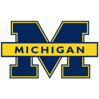Logo Michigan Wolverines 575x575